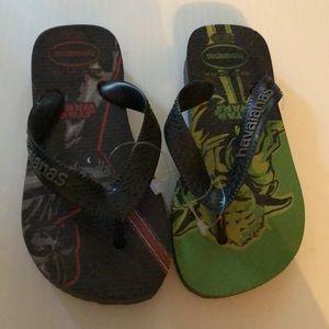 Havaianas Star Wars Flip Flops